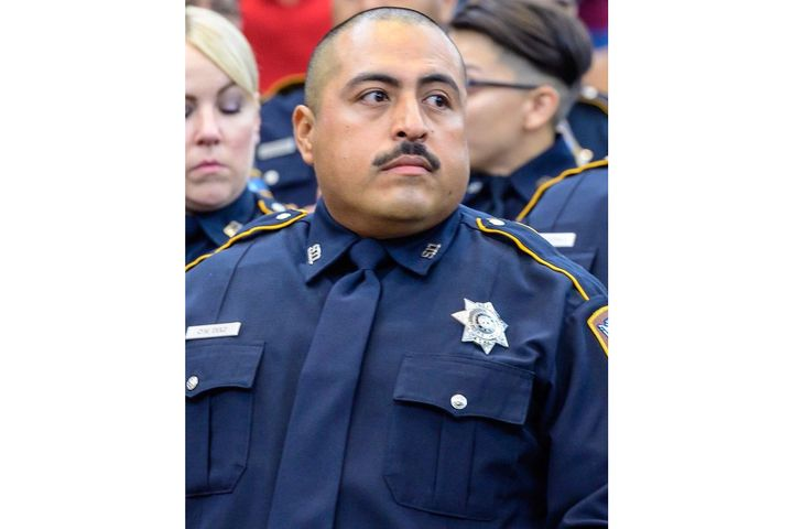 Deputy Omar Diaz is survived by his wife and young daughter.