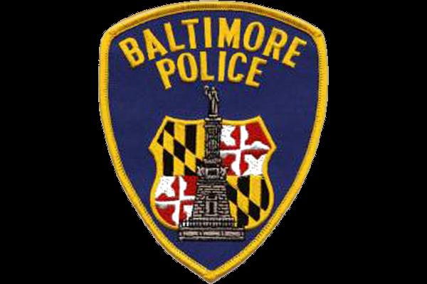 Baltimore PD patch  - Photo: Baltimore PD/Facebook