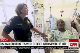 Border Patrol Agent was Guardian Angel for El Paso Mass Shooting Victim
