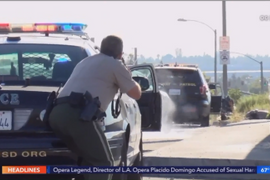 3 CHP Officers Shot, One Killed in Riverside Shootout