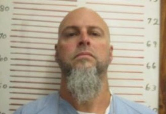 Curtis Ray Watson escaped the West Tennessee State Penitentiary Wednesday, August 7. He is a person-of-interest in the murder and sexual assault Department of Corrections employee. employee. (Photo: TBI)