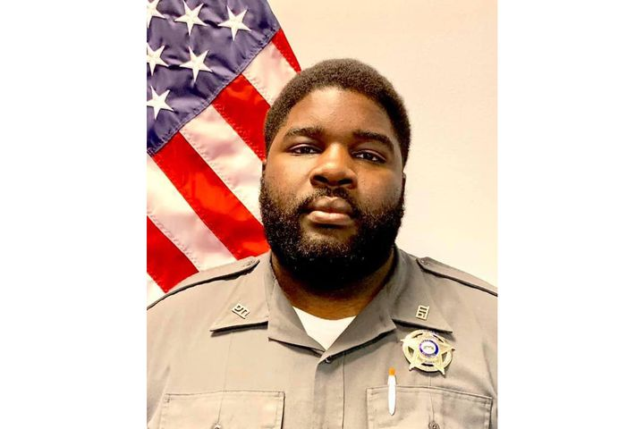 """The Wadley Police Department said on Facebook, """"It's with much grief and sadness that we the Wadley PD and City of Wadley inform you of the passing of Patrolman Daniel Thomas. Thomas was such a devoted, patriotic, brave, officer who loved helping people.""""  - Image courtesy ofWadley Police Department / Facebook."""