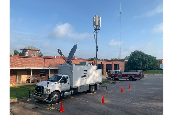 Two new FirstNet cell sites in Warren County, NC have been added to help advance public safety.  - Photo: FirstNet