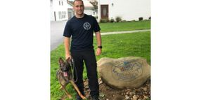 Illinois Department Welcomes New K-9, Asks Public for Name Suggestions
