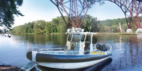 Wisconsin County Gets New Lake Assault Boats Craft for Patrol, Rescue