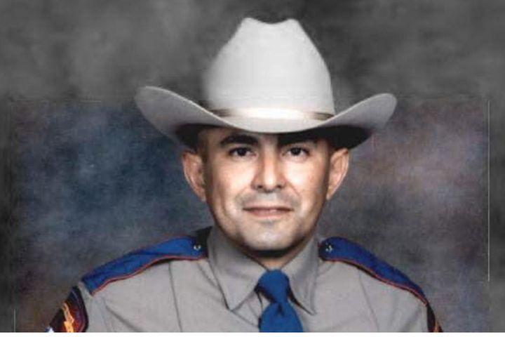 Trooper Moises Sanchez succumbed to complications of gunshot wounds sustained in April.