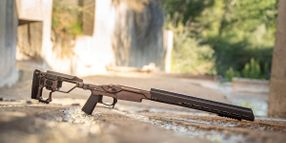 Christensen Arms Introduces Bolt-Action Rifle Chassis
