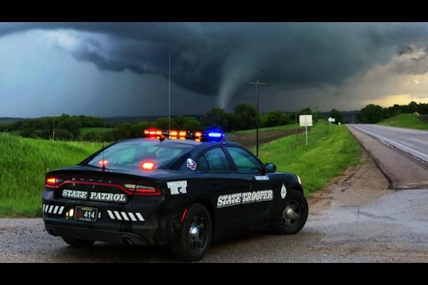 Nebraska State Patrol Car Voted Best Looking Cruiser