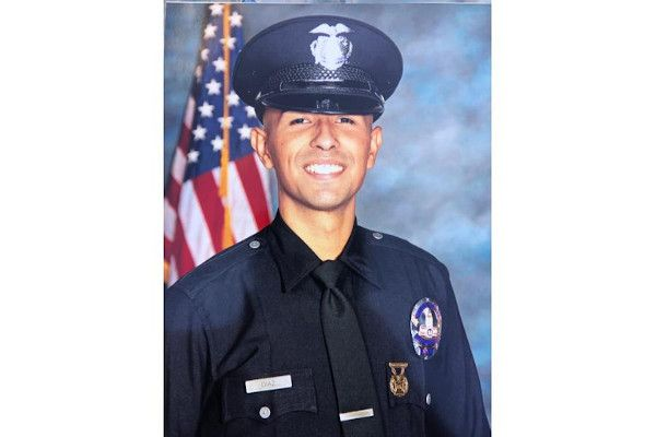 Officer Juan Jose Diaz was off duty when he was shot and killed. 