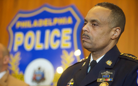 Philadelphia Police Commissioner Resigns Over Sexual Harassment Allegations