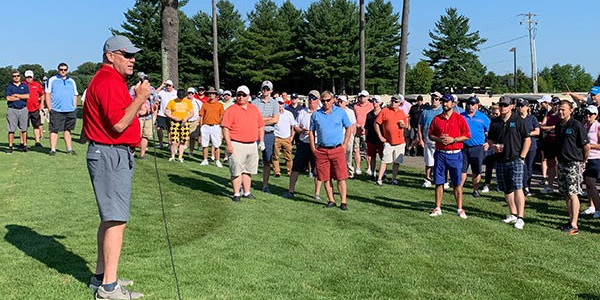 The 4th Annual 2019 SIG Sauer Charity Golf Tournament raised $70,000 for the Honored American...