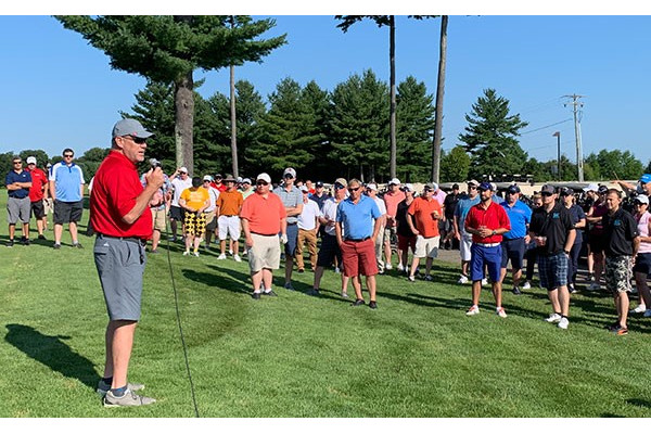 The 4th Annual 2019 SIG Sauer Charity Golf Tournament raised $70,000 for the Honored American Veterans Afield (HAVA) organization.  - Photo: SIG Sauer
