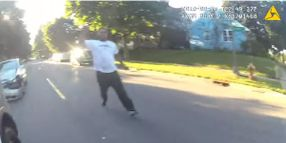 Video: St. Paul Police Release Footage of Fatal OIS