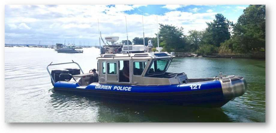 Connecticut Marine Unit Rescues Kayaker Who Capsized