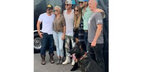 Country Music Stars Donate K-9 to Indianapolis Police Department