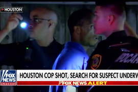 Houston Police Officer Shot, Suspect Killed in Gunfight