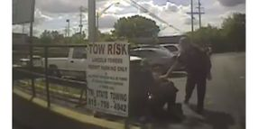Illinois Police Release Controversial Arrest Video