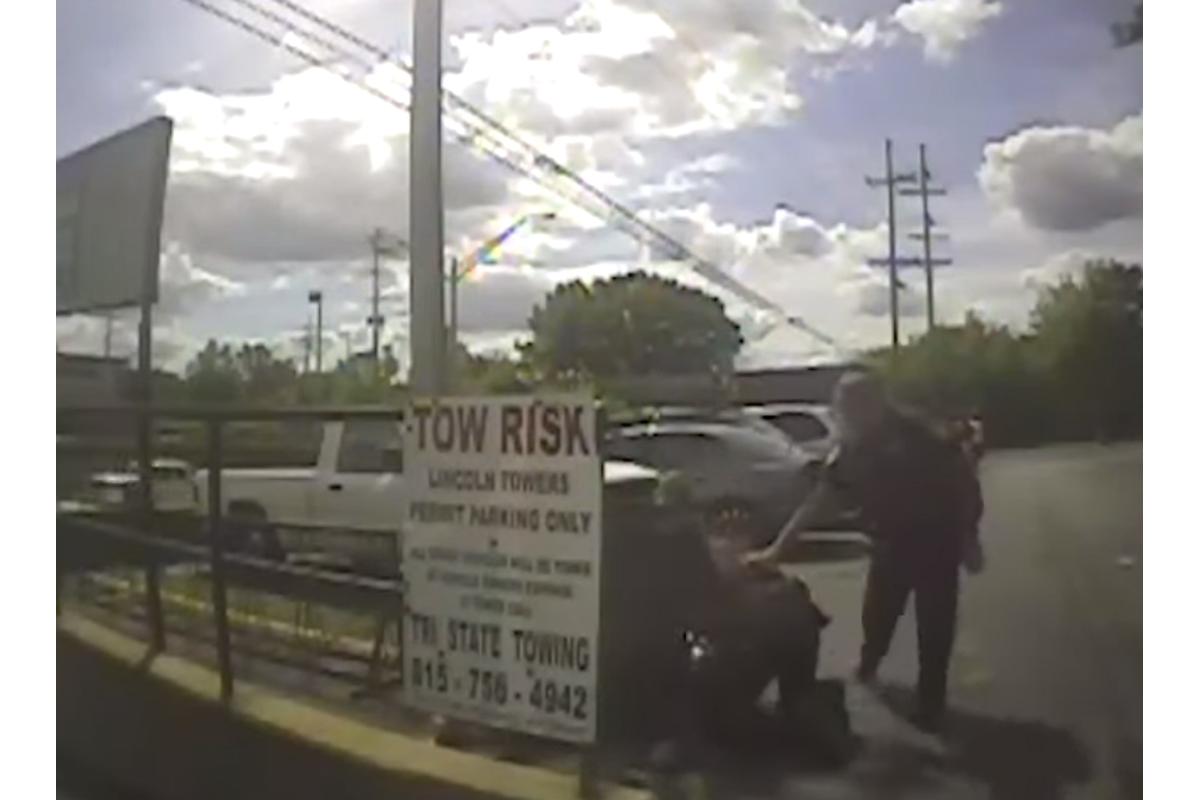 Illinois Police Release Controversial Arrest Video - Patrol