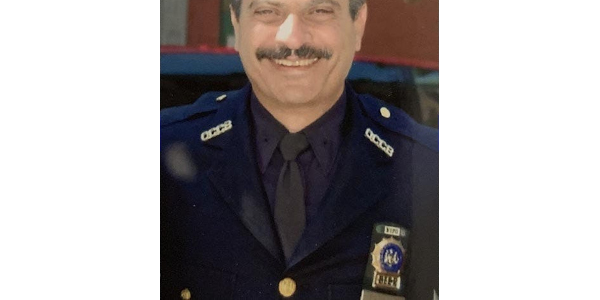 NYPD Det. Joe Paolillo, 55, died of a rare form of cancer contracted while searching for the...
