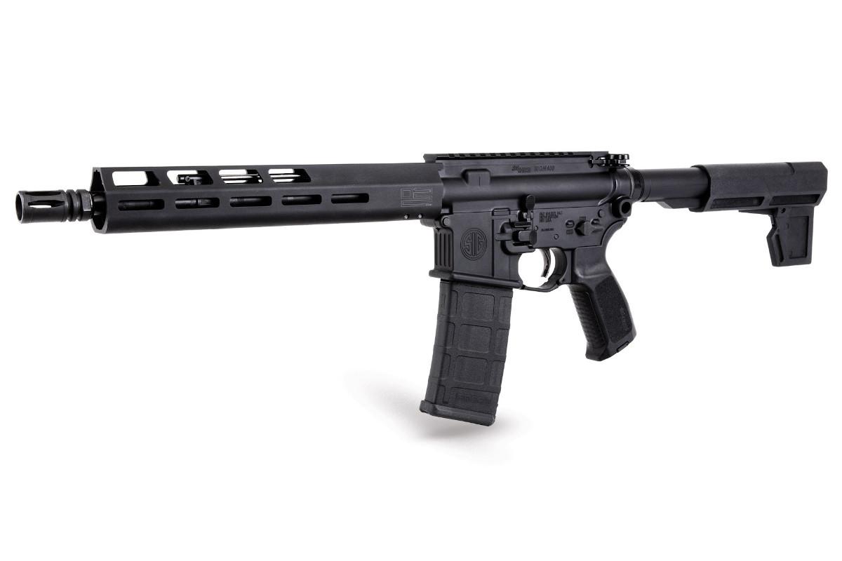 SIG Sauer Introduces M400 Tread Pistol