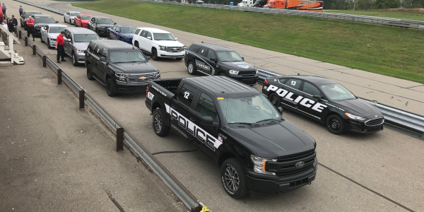 The Michigan State Police recently tested 2020 model-year police vehicles.