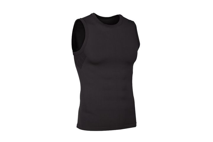 Hanes' Active Comfort Tank compression shirt is the latest addition to the Tec ComfortGear collection.  - Photo: Hanes