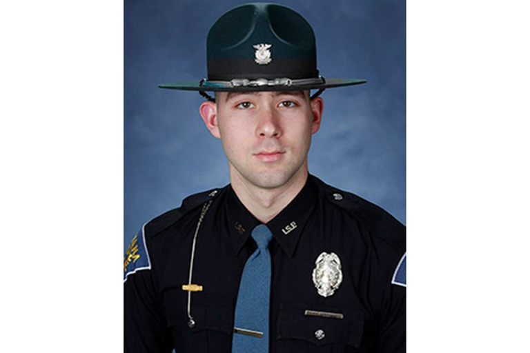 According to CBS News, 27-year-old Peter Stephan was en route to assist another trooper at the...