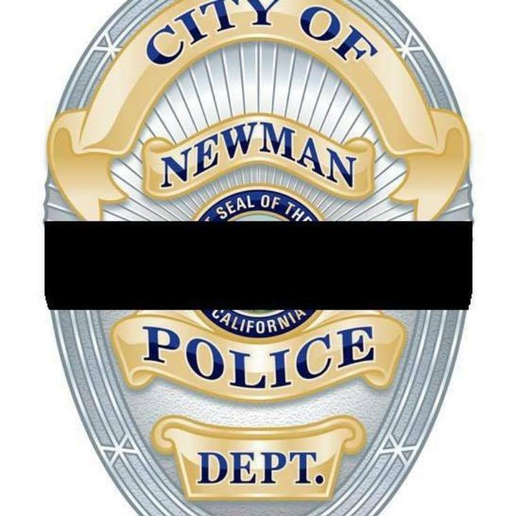 The Newman (CA) Police Department is mourning the death of Cpl. Ronil Singh as a multi-agency manhunt continues for the officer's killer.  - Photo: Newman PD/Facebook