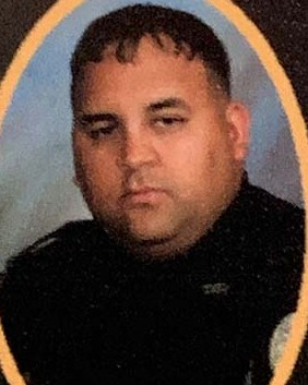 Officer Jason Quick was dispatched to a traffic accident on I-95. He was struck by a passing car at the scene.  - Photo: ODMP