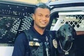 K-9 Partner of Slain California Officer Will Retire