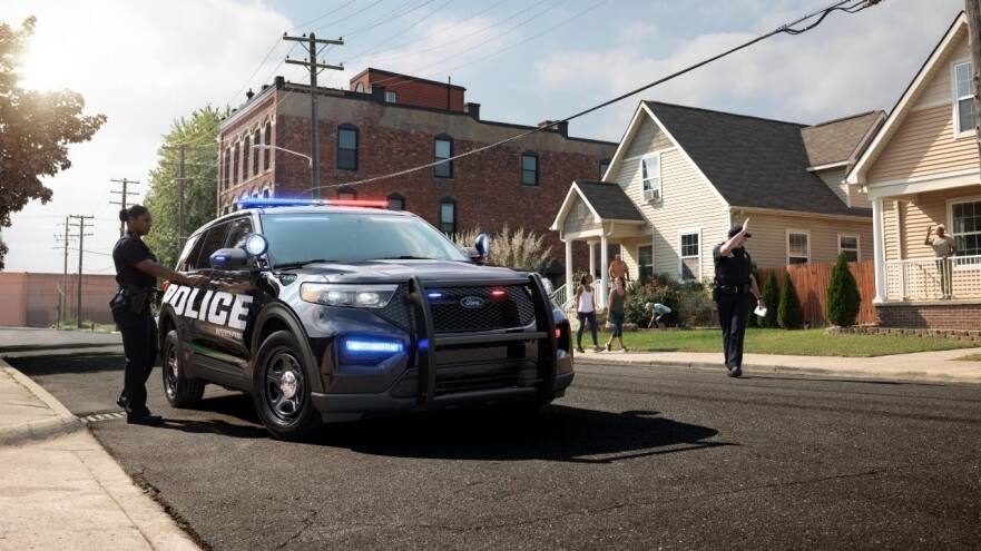 Chicago Police to Buy 200 Ford Hybrid Patrol SUVs Made in Chicago