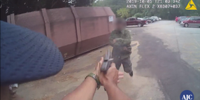 Video: Georgia Officer Shoots Man Lunging at Him with Machete