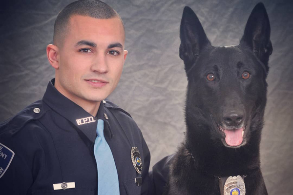 Indiana Department Mourns Loss of Retired K-9
