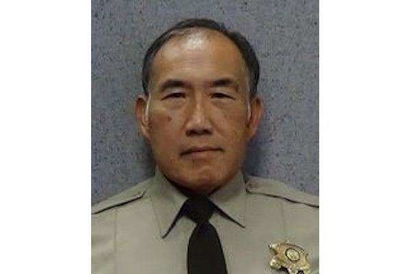 Detention Officer Gene Lee with the Maricopa County (AZ) Sheriff's Office died from injuries he suffered when an inmate attacked him. - Photo: Maricopa County (AZ) Sheriff's Office