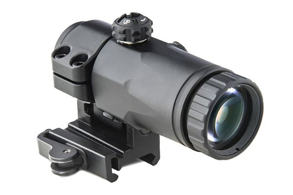Meprolight will be showing its Mepro MX3 T magnifying scope along with several other products at NASGW.