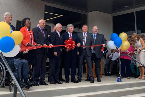 Alabama Department Opens New $18M Headquarters Facility