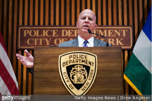 NYPD Commissioner Resigns, Replacement Named