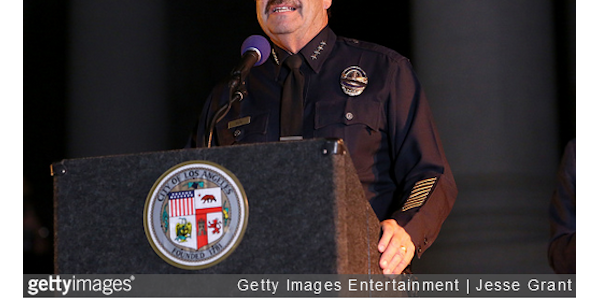 Former LAPD Chief Charlie Beck Rumored to Become Interim Chicago PD Superintendent