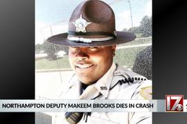 Video: North Carolina Deputy Dies in Crash Responding to Call