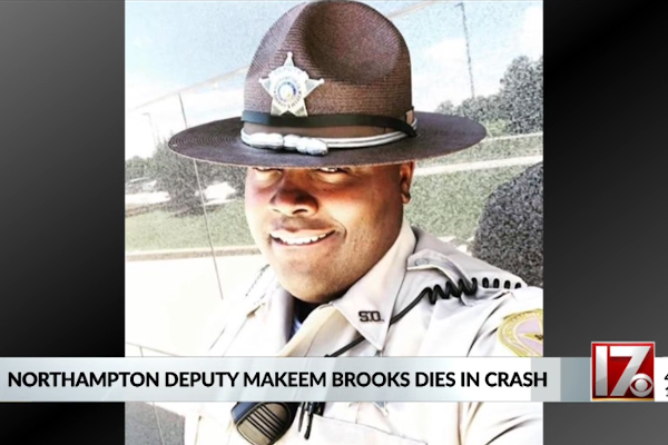 Video: North Carolina Deputy Dies in Crash Responding to Call