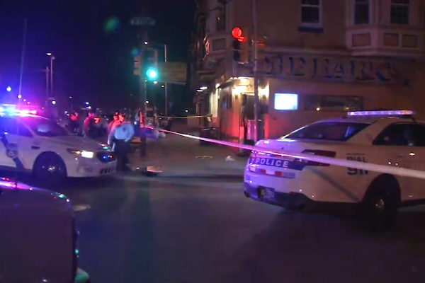 Video: Off-Duty Philly Officer Fired at While Stopping Bar Fight
