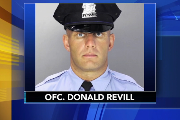 Philadelphia Officer Shot, Suspect Charged with Attempted Murder