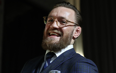 MMA Fighter Conor McGregor's Distillery Donates $1M to First Responders