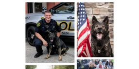 Ohio K-9 Retires After 5 Years of Service