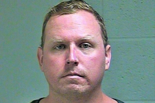 Oklahoma City Police Sgt.Keith Sweeney faces a sentence of up to 10 years after being convicted of shooting and killing a suicidal man. (Photo: Oklahoma County SO)  -