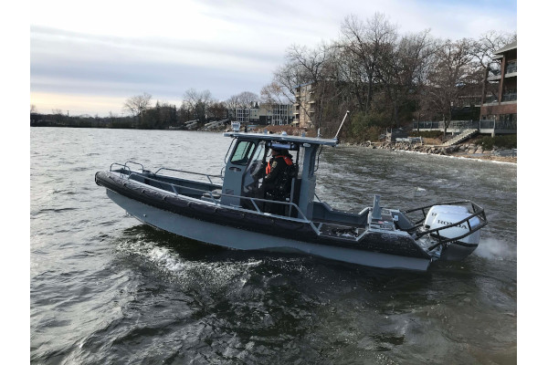 New Lake Assault Boats Patrol Craft to be Featured at International Work Boat Show