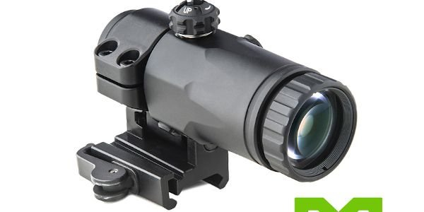 The Mepro MX3 T is compatible with Meprolight optical weapon sights and other manufacturers' sights.
