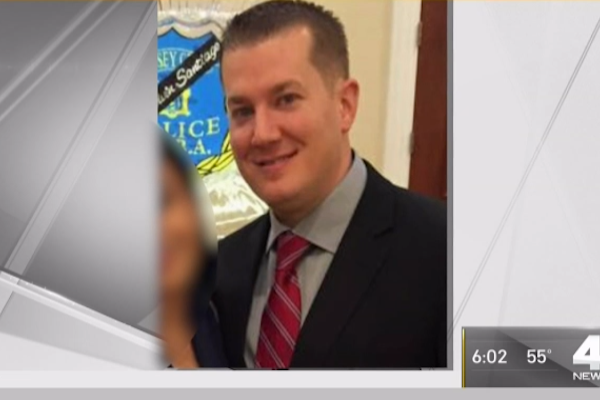 Slain New Jersey Officer Identified, Incident Details Released