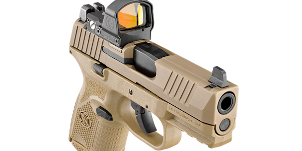 FN 509 Compact MRD optics-ready pistol
