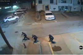 Arkansas Police Release Surveillance Video of Assassination of Officer